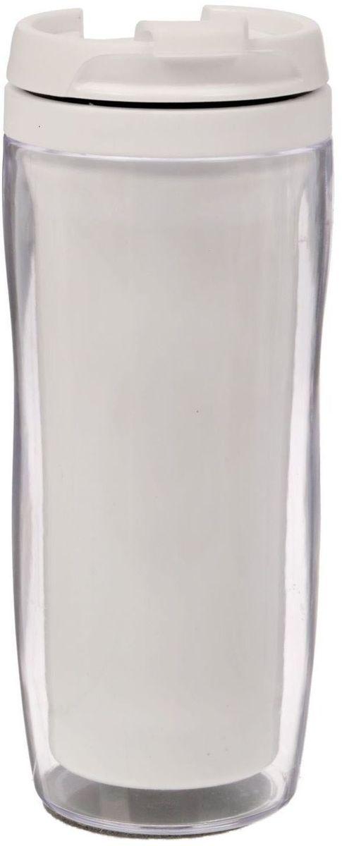 Термостакан Sima-land Вид 2, 350 мл115510Термостакан 350 мл создан для тех, кто всегда находится в движении. Преподнесите своему близкому такой подарок и он, наслаждаясь любимым напитком, будет вспоминать о вас везде: на работе, отдыхе, в дороге. Особенности:Противоскользящая прокладка на дне.Классическая форма высокого стакана обеспечит удобство использования.Авторский дизайн подчеркнет индивидуальность обладателя.Сменный вкладыш.Такой термостакан — практичный аксессуар и чудесный подарок для себя, друга или коллеги.
