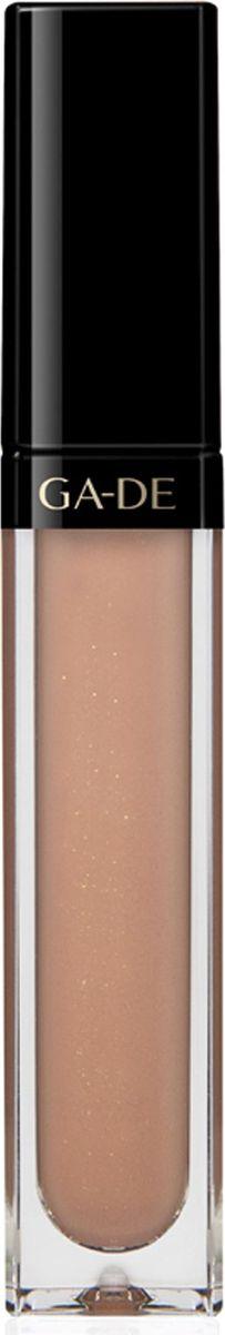 GA-DE Блеск для губ Crystal Lights, тон №527, 6 мл5010777142037Формула с содержанием кристаллов жемчуга, для невероятного сияния. Увлажняющие компоненты разглаживает кожу губ, делая их объемнее. Удобный аппликатор с подсветкой и зеркалом на корпусе, поможет в любое время освежить образ. Покрытие средней плотности, с жемчужным сиянием. Сочетание растительных восков и натуральных масел превосходно защищает нежную кожу губ от внешних агрессоров (ветер, температура, и прочее), а так же восстанавливает поврежденную поверхность губ. Содержит витамин Е – антиоксидант.