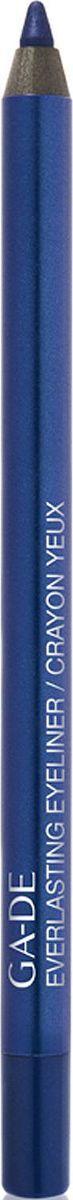 GA-DE Карандаш для глаз Everlasting, тон №311, 1,2 гMFM-3101Устойчивый карандаш для глаз. Плотная силиконовая текстура. Яркие глянцевые оттенки. Хорошо подходят для использования летом и во время отпуска, так как не будет растекаться под воздействием солнца и жары.