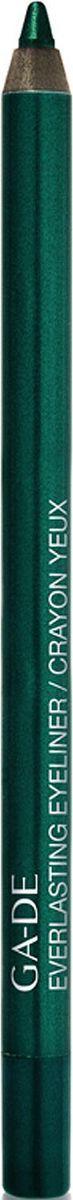 GA-DE Карандаш для глаз Everlasting, тон №312, 1,2 гSatin Hair 7 BR730MNУстойчивый карандаш для глаз. Плотная силиконовая текстура. Яркие глянцевые оттенки. Хорошо подходят для использования летом и во время отпуска, так как не будет растекаться под воздействием солнца и жары.