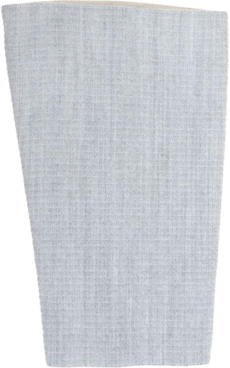 Almed Повязка мед.эласт.согревающая на колено (наколенник) с шерстью мериноса №1GESS-008В данном бандаже использована шерсть мериноса — это тонкорунная шерсть (толщина менее 24 мк), состриженная с холки овец, выращенных в питомниках Австралии и Новой Зеландии. Шерсть мериноса, безупречна по структуре, длинна и бела, обладает великолепными термостатическими свойствами. Благодаря естественному завитку, она особо упругая. Бандажи носятся на хлопчатобумажную сторону и на шерстяную непосредственно, о на тело, а также на нижнее белье.СОСТАВ:Полушерсть — 35%Хлопок — 52%Латекс — 7 %Полиэстер — 6 % Обхват под коленной чашечкой; обхват над коленной чашечкой; ширина пояса XS 30-34; 39-44; 28 S 34-38; 44-49,5; 28 M 38-42; 49,5-55; 28 L 42-46; 55-60; 28 XL 46-50; 60-65; 28УПАКОВКА:Полиэтиленовый пакет с еврослотом и клапаном со скотчем.Картонный вкладыш — 1 шт.
