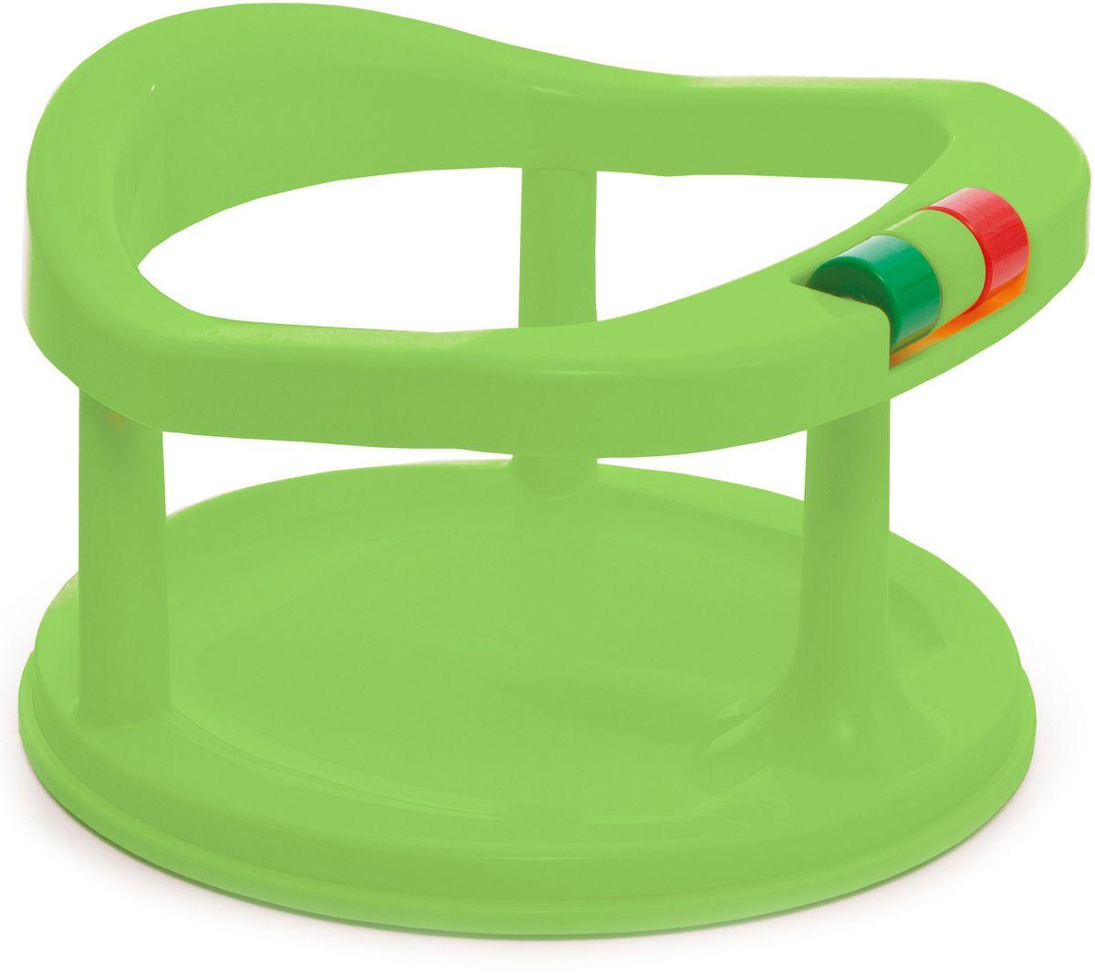 Детское сиденье для купания Полимербыт, на присосках. SGHPBKP348 -  Горки, подставки, шезлонги