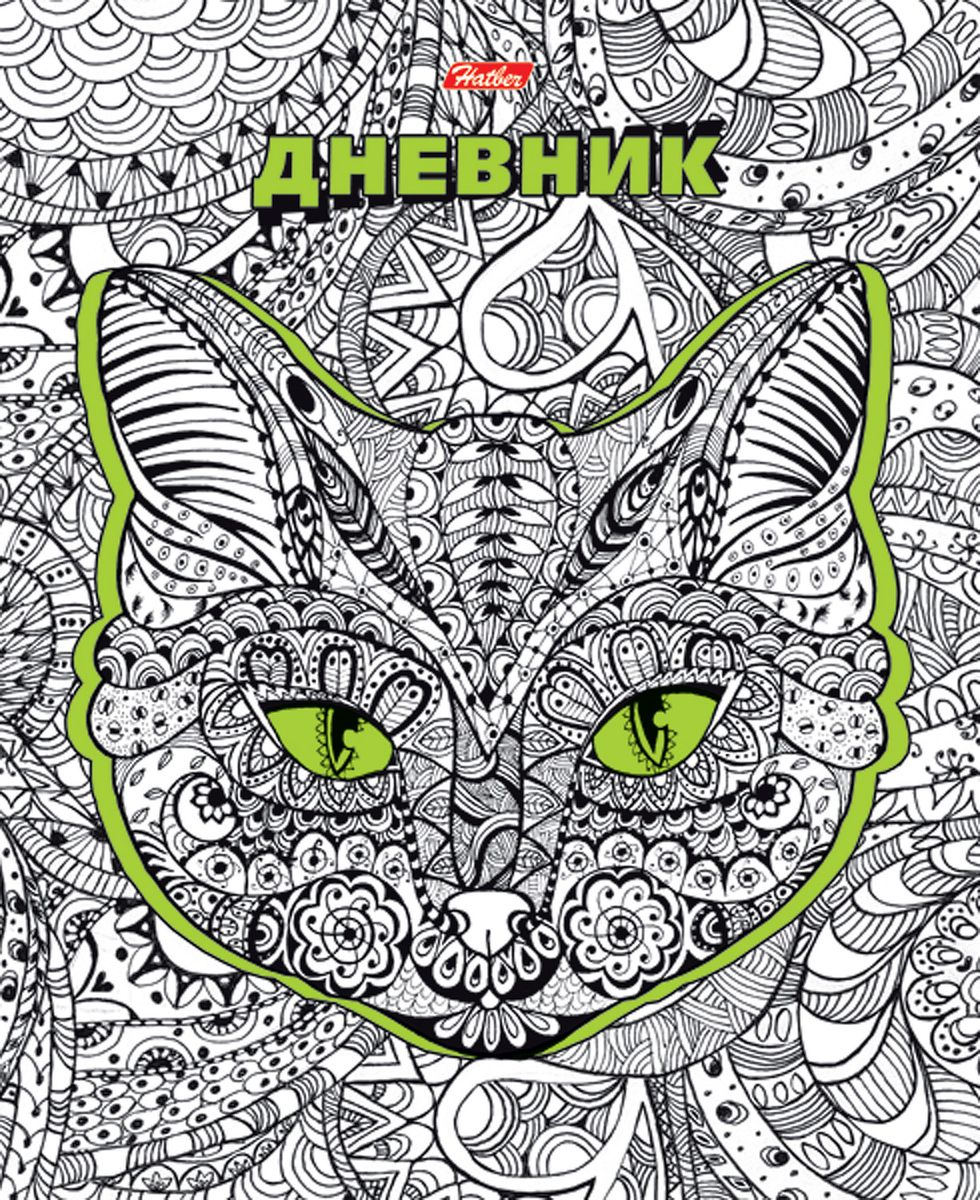 Hatber Дневник школьный Лайт Doodle Art Cat72523WDШкольный дневник Hatber Doodle Art Cat в интегральной обложке поможет вашему ребенку не забыть свои задания, а вы всегда сможете проконтролировать его успеваемость.Внутренний блок дневника состоит из 40 листов бумаги. Дневник очень удобен в использовании. В качестве дизайна подобрана самая современная и интересная тема.Дневник станет надежным помощником ребенка в получении новых знаний и принесет радость своему хозяину в учебные будни.