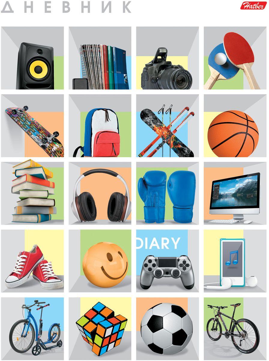 Hatber Дневник школьный Лайт FindYourPlace72523WDДневник с интегральной обложкой ЛАЙТ очень удобен в использовании. В качестве дизайна подобрана самая современная и интересная тема.