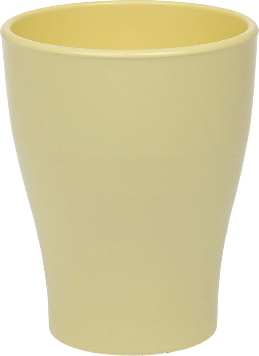 Кашпо Керамика ручной работы, для орхидеи, цвет: молочный, 1,1 л531-105Кашпо серии «Каменный цветок» выполнено из белой глины методом формовки и покрыто лаком. Керамическая ёмкость имеет объём, оптимальный для создания наилучших условий развития орхидей.Устойчивый глубокий поддон защитит поверхность стола или подставки от жидкости.Благодаря строгим стандартам производства изделия отличаются правильной формой, отсутствием дефектов, имеют достаточную тяжесть для надёжной фиксации конструкции.Окраска моделей не восприимчива к прямым солнечным лучам, а в цветовой гамме преобладают яркие и насыщенные оттенки.Красота, удобство и долговечность кашпо серии «Каменный цветок» порадует любителей высококачественных аксессуаров для комнатных растений.
