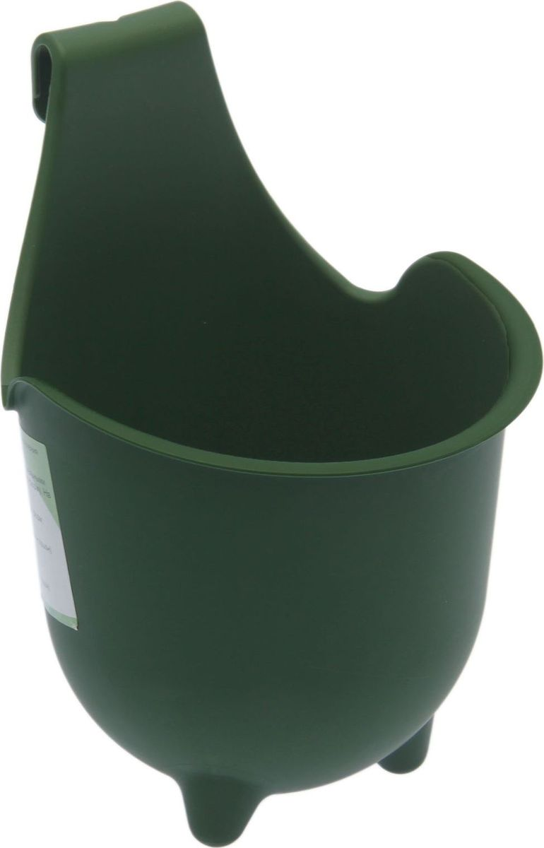 Горшок для цветов JetPlast Альфа, цвет: зеленый, 1 лNLED-454-9W-BKОзелените свою квартиру, ведь растения вырабатывают кислород и нейтрализуют бактерии и вирусы. Фитомодуль — это приспособление, которое позволяет разместить большое количество цветов на стене и экономит место в доме. «Альфа» — это своего рода конструктор. Егоможно выстраивать в различные композиции: ромб, треугольник и другие фигуры.Простая установка не займёт много времени и не потребует особых навыков. «Альфа» имеет ряд особенностей: большое количество ячеек позволяет высаживать растения разных типовспециальные выемки на рамке надёжно крепятся к стене и обеспечивают устойчивость горшказа растениями легко ухаживатьприятная цена по сравнению с конкурентами. Чтобы озеленить участок размером 1 м?,вам понадобятся 44 рамки и 44 горшка «Альфа». К горшку подходит только крепление для кашпо «Альфа» . Таким образом, они составляют комплект для одного растения.