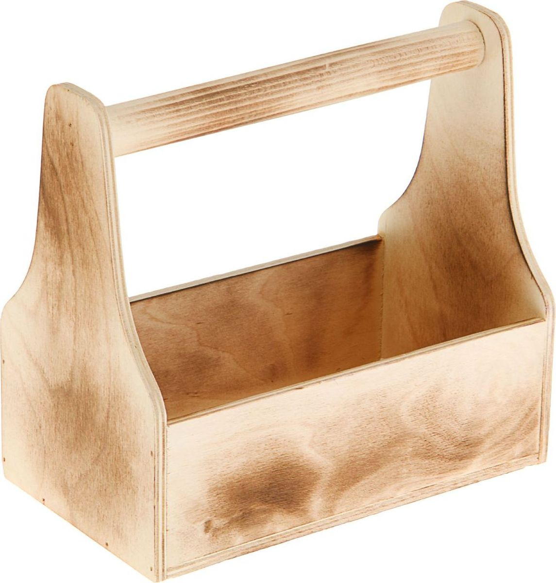 Кашпо ТД ДМ Ящик для инструментов, 20 х 20 х 12,5 см1874338Кашпо ТД ДМ Ящик для инструментов имеет уникальную форму, сочетающуюся как с классическим, так и с современным дизайном интерьера. Оно изготовлено из дерева предназначено для выращивания растений, цветов и трав в домашних условиях. Кашпо порадует вас функциональностью, а благодаря лаконичному дизайну впишется в любой интерьер помещения. Размеры кашпо: 20 х 20 х 12,5 см.