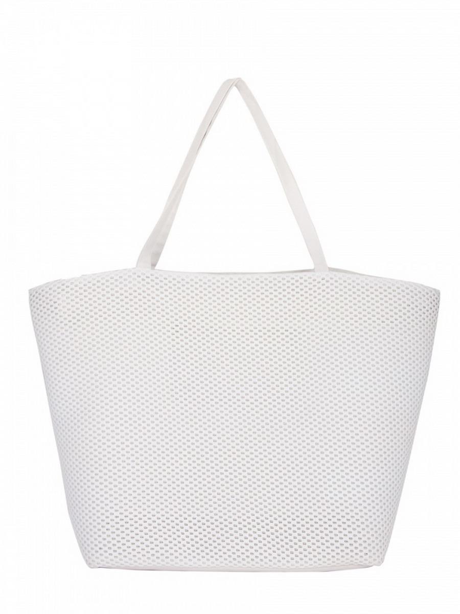 Сумка женская Venera, цвет: белый. 1203156-13-47660-00504Модная сумка Venera изготовлена из полиэстера - прочного материала, не пропускающего влагу. Сумка это важнейшая часть женского гардероба, она является как модным аксессуаром, так и удобным вместительным изделием для необходимых вещей.