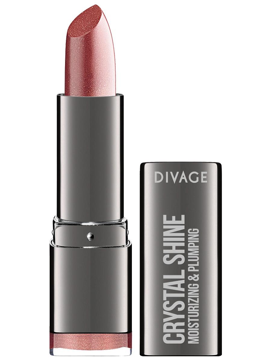 Divage Губная Помада Crystal Shine, № 24013872DIVAGE приготовил для тебя отличный подарок - лак для губ с инновационной формулой, которая придает глубокий и насыщенный цвет. Роскошное глянцевое сияние на твоих губах сделает макияж особенным и неповторимым. 8 самых актуальных оттенков, чтобы ты могла выглядеть ярко и привлекательно в любой ситуации. Особая форма аппликатора позволяет идеально прокрашивать губы и делает нанесение более комфортным. Лак не только смотрится ярко, но и увлажняет и защищает твои губы. Будь самой неповторимой этой весной и восхищай всех роскошным блеском и невероятно насыщенным цветом с лаком для губ от DIVAGE!