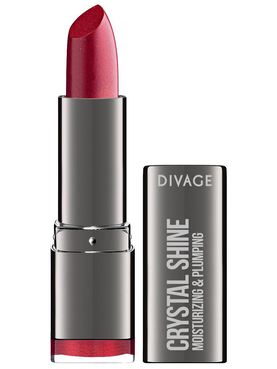 Divage Губная Помада Crystal Shine, № 30221765DIVAGE приготовил для тебя отличный подарок - лак для губ с инновационной формулой, которая придает глубокий и насыщенный цвет. Роскошное глянцевое сияние на твоих губах сделает макияж особенным и неповторимым. 8 самых актуальных оттенков, чтобы ты могла выглядеть ярко и привлекательно в любой ситуации. Особая форма аппликатора позволяет идеально прокрашивать губы и делает нанесение более комфортным. Лак не только смотрится ярко, но и увлажняет и защищает твои губы. Будь самой неповторимой этой весной и восхищай всех роскошным блеском и невероятно насыщенным цветом с лаком для губ от DIVAGE!