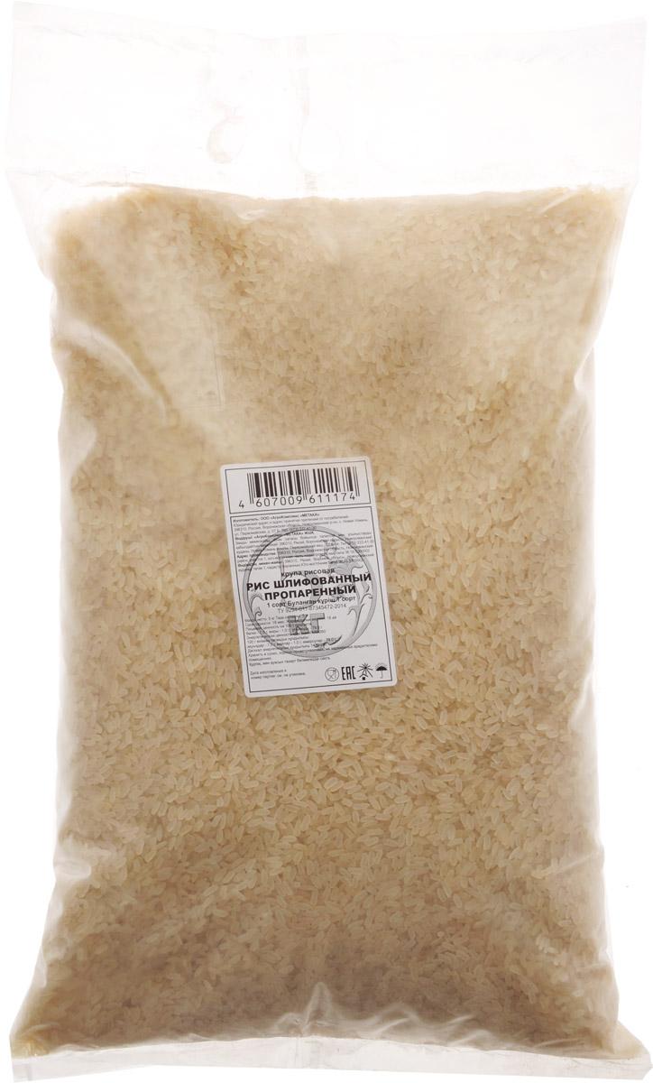 Метака рис пропаренный, 5 кг24Пропаренный рис Метака - высококачественный длиннозерный рис, прошедший специальную обработку паром, при этом 80% полезных веществ удерживаются в зерне. Зерна пропаренного риса Метака менее ломки, после варки становятся мягкими и очень рассыпчатыми. Этот рис сочетает в себе отличные вкусовые и эстетические качества, насыщен полезными элементами и часто используется в диетическом питании.