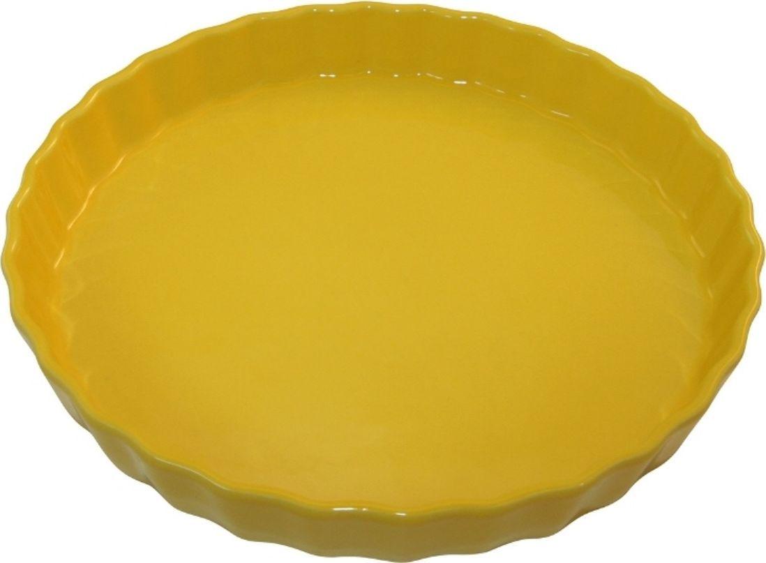 Форма для пирога Appolia Delices, цвет: грейпфрутовый, 2,1 л94672Благодаря большому разнообразию изящных форм и широкой цветовой гамме, коллекция DELICES предлагает всевозможные варианты приготовления блюд для себя и гостей. Выбирайте цвета в соответствии с вашими желаниями и вашей кухне. Закругленные углы облегчают чистку. Легко использовать. Большие удобные ручки. Прочная жароустойчивая керамика экологична и изготавливается из высококачественной глины. Прочная глазурь устойчива к растрескиванию и сколам, не содержит свинца и кадмия. Глина обеспечивает медленный и равномерный нагрев, деликатное приготовление с сохранением всех питательных веществ и витаминов, а та же долго сохраняет тепло, что удобно при сервировке горячих блюд.