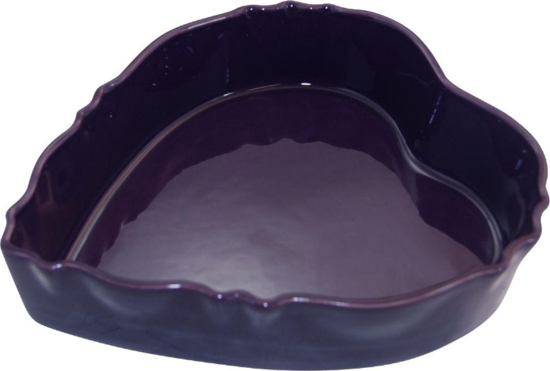 Форма для выпечки Appolia Delices. Сердце, цвет: баклажановый, 2,7 лFS-91909Благодаря большому разнообразию изящных форм и широкой цветовой гамме, коллекция DELICES предлагает всевозможные варианты приготовления блюд для себя и гостей. Выбирайте цвета в соответствии с вашими желаниями и вашей кухне. Закругленные углы облегчают чистку. Легко использовать. Большие удобные ручки. Прочная жароустойчивая керамика экологична и изготавливается из высококачественной глины. Прочная глазурь устойчива к растрескиванию и сколам, не содержит свинца и кадмия. Глина обеспечивает медленный и равномерный нагрев, деликатное приготовление с сохранением всех питательных веществ и витаминов, а та же долго сохраняет тепло, что удобно при сервировке горячих блюд.
