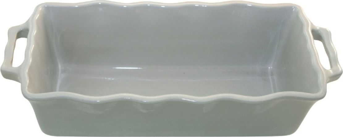 Форма для кекса Appolia Delices, цвет: серый, 2 л94672Благодаря большому разнообразию изящных форм и широкой цветовой гамме, коллекция DELICES предлагает всевозможные варианты приготовления блюд для себя и гостей. Выбирайте цвета в соответствии с вашими желаниями и вашей кухне. Закругленные углы облегчают чистку. Легко использовать. Большие удобные ручки. Прочная жароустойчивая керамика экологична и изготавливается из высококачественной глины. Прочная глазурь устойчива к растрескиванию и сколам, не содержит свинца и кадмия. Глина обеспечивает медленный и равномерный нагрев, деликатное приготовление с сохранением всех питательных веществ и витаминов, а та же долго сохраняет тепло, что удобно при сервировке горячих блюд.