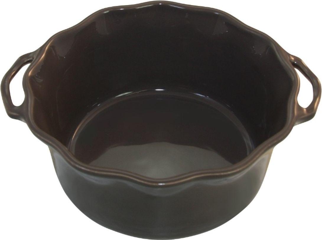 Форма для суфле Appolia Delices, цвет: темно-серый, 2,2 л115510Благодаря большому разнообразию изящных форм и широкой цветовой гамме, коллекция DELICES предлагает всевозможные варианты приготовления блюд для себя и гостей. Выбирайте цвета в соответствии с вашими желаниями и вашей кухне. Закругленные углы облегчают чистку. Легко использовать. Большие удобные ручки. Прочная жароустойчивая керамика экологична и изготавливается из высококачественной глины. Прочная глазурь устойчива к растрескиванию и сколам, не содержит свинца и кадмия. Глина обеспечивает медленный и равномерный нагрев, деликатное приготовление с сохранением всех питательных веществ и витаминов, а та же долго сохраняет тепло, что удобно при сервировке горячих блюд.