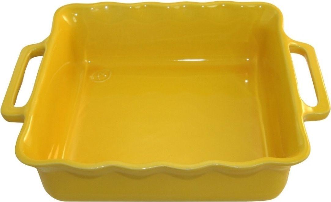 Форма для выпечки Appolia Delices, квадратная, цвет: грейпфрутовый, 1,65 лFS-91909Благодаря большому разнообразию изящных форм и широкой цветовой гамме, коллекция DELICES предлагает всевозможные варианты приготовления блюд для себя и гостей. Выбирайте цвета в соответствии с вашими желаниями и вашей кухне. Закругленные углы облегчают чистку. Легко использовать. Большие удобные ручки. Прочная жароустойчивая керамика экологична и изготавливается из высококачественной глины. Прочная глазурь устойчива к растрескиванию и сколам, не содержит свинца и кадмия. Глина обеспечивает медленный и равномерный нагрев, деликатное приготовление с сохранением всех питательных веществ и витаминов, а та же долго сохраняет тепло, что удобно при сервировке горячих блюд.