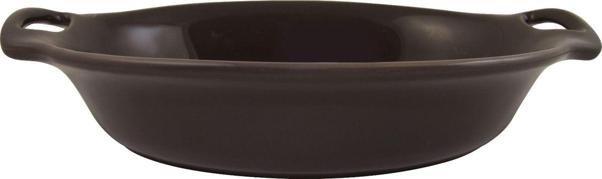 Форма для выпечки Appolia Harmonie, овальная, цвет: матово-кофейный , 2,1 л94672Одна из новейших коллекций Harmonie выполнена в современном стиле. 7 модных цветов. Выполненная из Eco-пасты Ceram , как и другие коллекции, он предлагает много возможностей. В ней можно запекать разнообразные блюда, а так же использовать при сервировке, подавая готовый кулинарный шедевр сразу на обеденный стол. Закругленные углы облегчают чистку. Легко использовать. Большие удобные ручки. Прочная жароустойчивая керамика экологична и изготавливается из высококачественной глины. Прочная глазурь устойчива к растрескиванию и сколам, не содержит свинца и кадмия. Глина обеспечивает медленный и равномерный нагрев, деликатное приготовление с сохранением всех питательных веществ и витаминов, а та же долго сохраняет тепло, что удобно при сервировке горячих блюд.