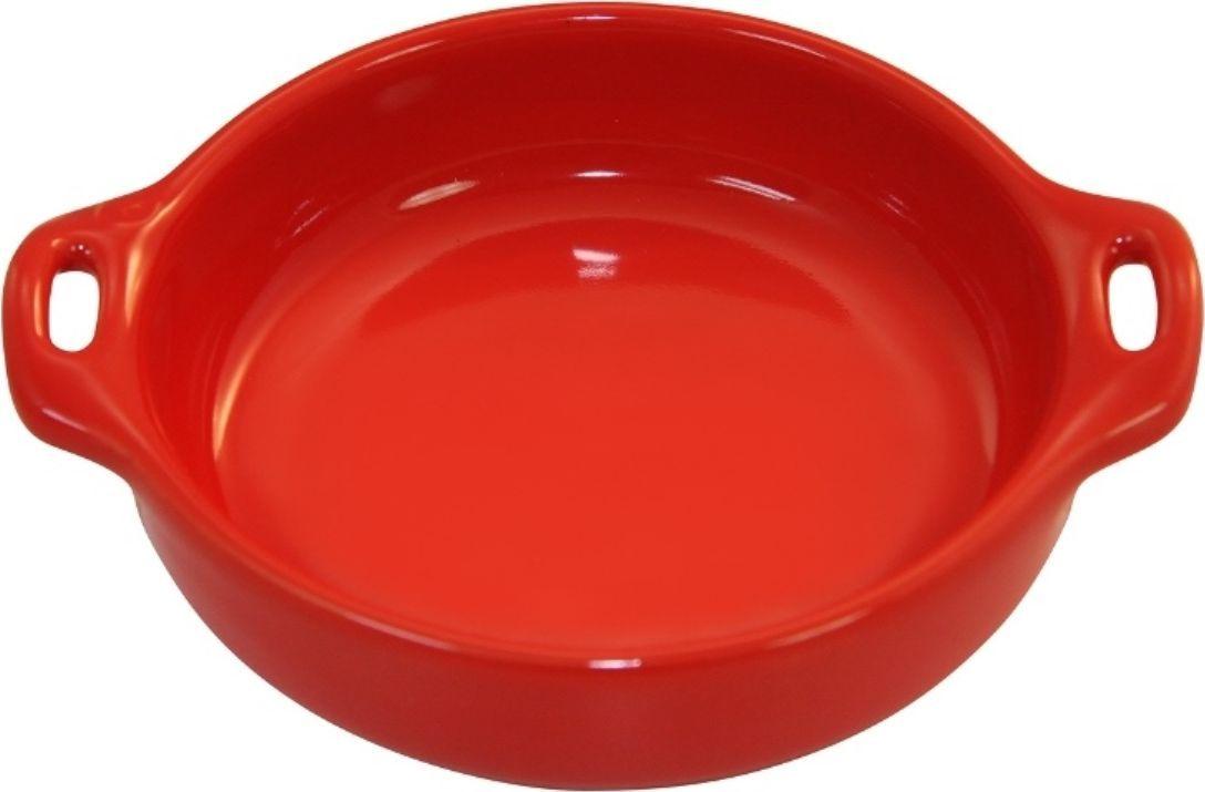 Форма для крем-брюле Appolia Harmonie, цвет: красный, 210 млT097Форма для крем-брюле Appolia Harmonie изготовлена из керамики. В ней можно запекать разнообразные блюда, а так же использовать при сервировке, подавая готовый кулинарный шедевр сразу на обеденный стол. Закругленные углы облегчают чистку.Прочная жароустойчивая керамика экологична и изготавливается из высококачественной глины. Прочная глазурь устойчива к растрескиванию и сколам, не содержит свинца и кадмия. Глина обеспечивает медленный и равномерный нагрев, деликатное приготовление с сохранением всех питательных веществ и витаминов, а та же долго сохраняет тепло, что удобно при сервировке горячих блюд. Объем формы: 210 мл.