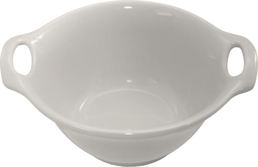Салатник Appolia Harmonie, цвет: жемчужно-серый, 540 мл223518504Салатник Appolia Harmonie изготовлен из керамики. В нем можно запекать разнообразные блюда, а так же использовать при сервировке, подавая готовый кулинарный шедевр сразу на обеденный стол. Закругленные углы облегчают чистку. Легко использовать. Большие удобные ручки. Прочная жароустойчивая керамика экологична и изготавливается из высококачественной глины. Прочная глазурь устойчива к растрескиванию и сколам, не содержит свинца и кадмия. Глина обеспечивает медленный и равномерный нагрев, деликатное приготовление с сохранением всех питательных веществ и витаминов, а та же долго сохраняет тепло, что удобно при сервировке горячих блюд. Объем салатника: 540 мл.