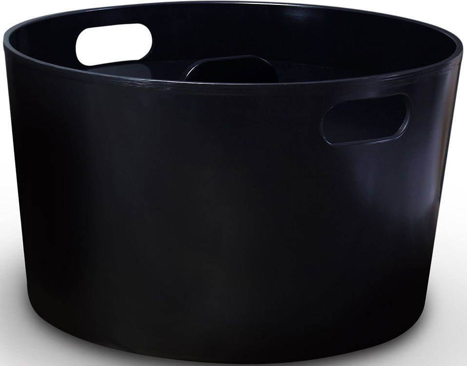 Кастрюля Cookut Eve, с антипригарным покрытием, цвет: черный, 4,5 л94672Кастрюля выполнена из литого кованого алюминия с керамическим покрытием. Идеально подходит для жарки и тушения на плите и в духовке. Очень легкая и простая в обращении. Антипригарное покрытие не содержит вредных химических компонентов. Исключительные антипригарные свойства. Кастрюля быстро нагревается, равномерно распределяет тепло и экономит потребление энергии. Можно готовить с минимальным количеством масла. Легко мыть. Рекомендуется мыть вручную. Подходит для всех типов плит, в том числе и для индукционных.