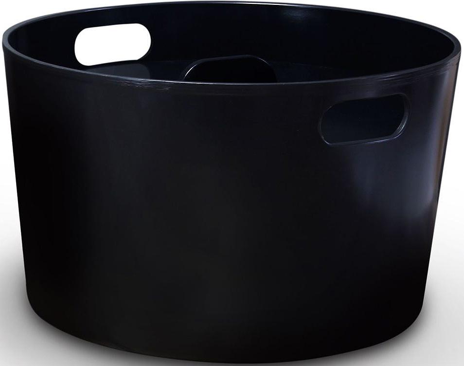 Кастрюля Cookut Eve, с антипригарным покрытием, цвет: черный, 8 л54 009312Кастрюля выполнена из литого кованого алюминия с керамическим покрытием. Идеально подходит для жарки и тушения на плите и в духовке. Очень легкая и простая в обращении. Антипригарное покрытие не содержит вредных химических компонентов. Исключительные антипригарные свойства. Кастрюля быстро нагревается, равномерно распределяет тепло и экономит потребление энергии. Можно готовить с минимальным количеством масла. Легко мыть. Рекомендуется мыть вручную. Подходит для всех типов плит, в том числе и для индукционных.