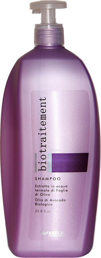 Brelil Bio Traitement Liss Shampoo Разглаживающий шампунь 1000 млB064034Brelil Bio Traitement Liss Shampoo Разглаживающий шампунь является идеальным средством для очищения от загрязнений и разглаживания самых непослушных волос. В состав шампуня от итальянского бренда Брелил Professional входит масло авокадо, которое богато витаминами и способствует отличному восстановлению повреждённых волос, наполняет волосы силой, здоровьем и блеском. Также шампунь включает в состав экстракт оливковых листьев, который делает волосы невероятно послушными, мягкими и шелковистыми, питает структуру волос и повышает иммунитет каждого волосяного стержня. Шампунь освежает и питает волосы, оказывает тонизирующее воздействие на кожу головы.Шампунь разглаживающий Brelil Bio Traitement Liss Shampoo делает волосы послушными и эластичными, устраняет завитки и делает расчёсывание приятным и комфортным. Средство не содержит парабены и другие агрессивные вещества.