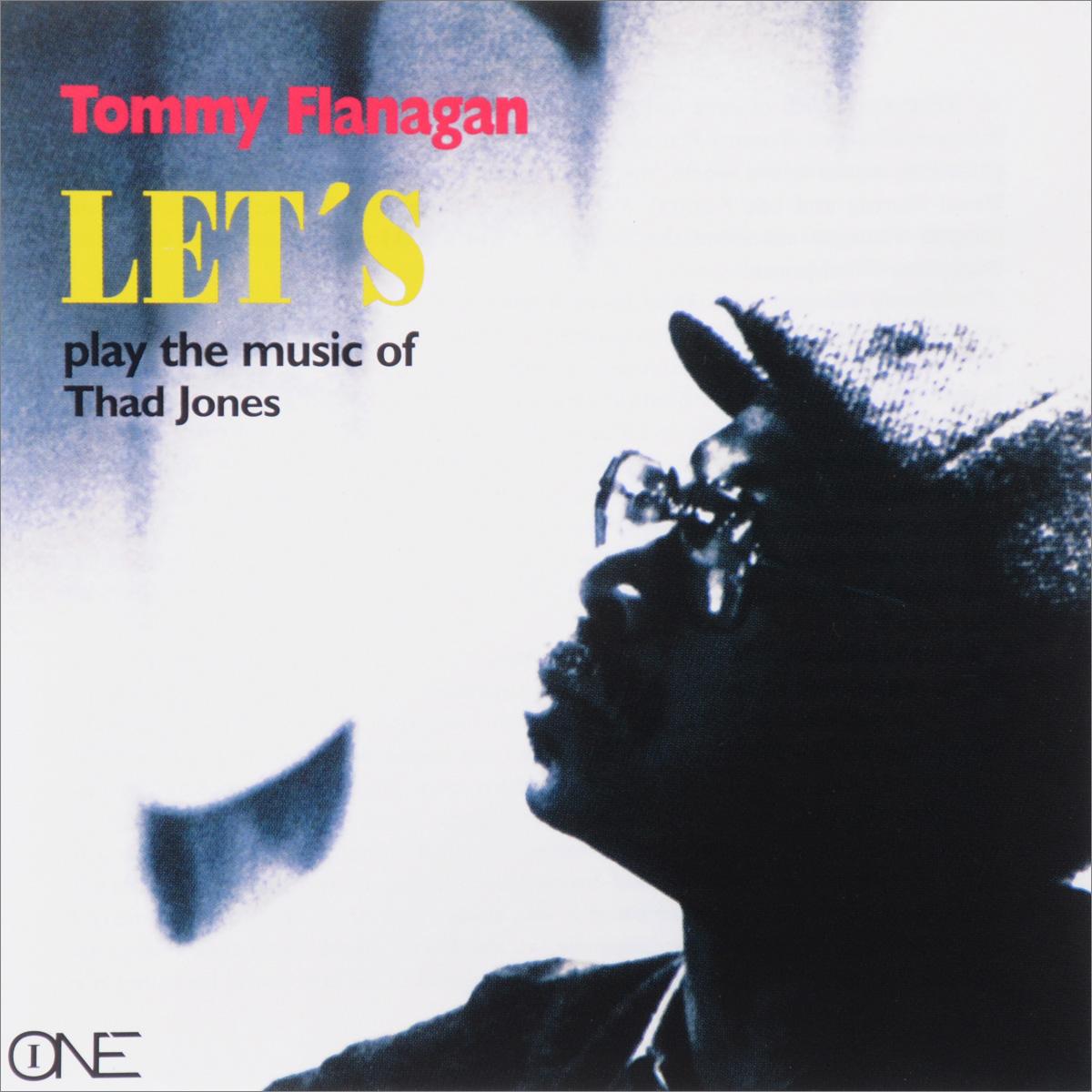 Трио пианиста Томми Фланагана с басистом Джеспером Лундгардом и барабанщиком Льюисом Нэшем исполняет 11 из композиций трубача и композитора Тада Джонса, большинство из которых никогда прежде не игралось фортепианным трио. Альбом Let's Play the Music of Thad Jones (1993), несмотря на свою относительную мрачность, весьма разнообразен и достаточно гибок по исполнению. Томми Фланаган заслуживает поздравлений за ритмичное и сделанное со вкусом проявление уважения талантливому композитору Таду Джонсу.