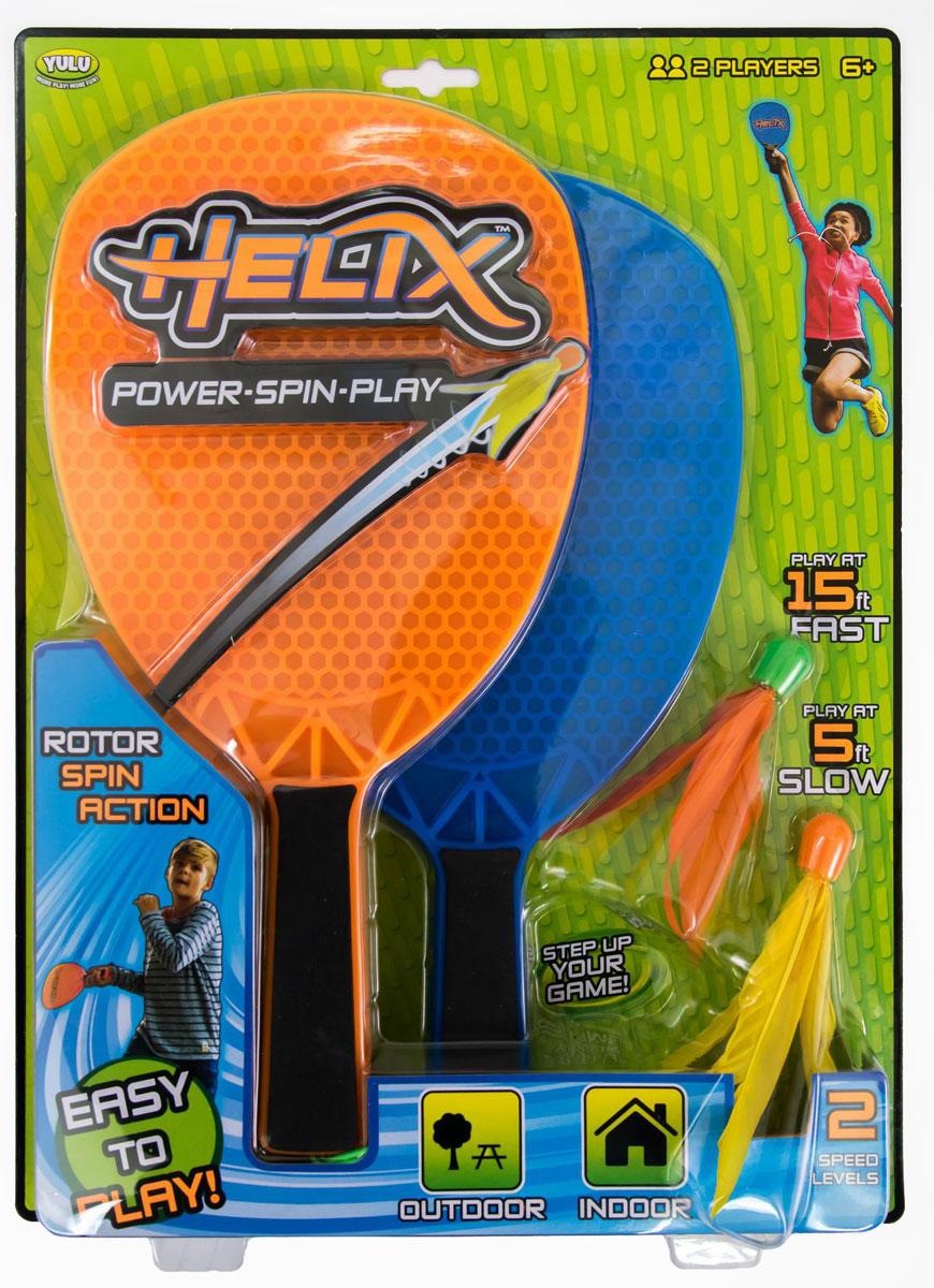 Yulu Игровой набор Бадминтон Helix Fun сколько стоит бадминтон в спортмастере