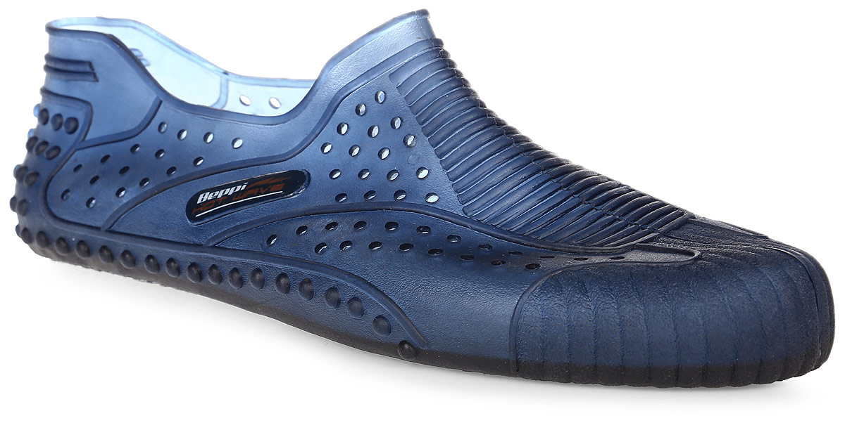 Обувь для кораллов мужская Beppi, цвет: синий. 2155280. Размер 402155280Легкая удобная акваобувь.