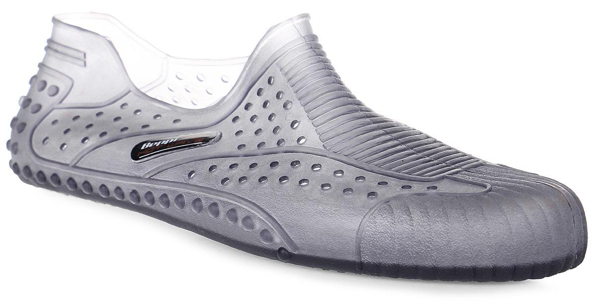 Обувь для кораллов мужская Beppi, цвет: серый. 2155281. Размер 402155281Обувь для кораллов Beppi предназначена для пляжного отдыха, плавания в открытой воде, а также для любых видов водного спорта. Модель выполнена гибкой безопасной резины с практичными отверстиями. Резиновая подошва удобна и защищает ступни ног при хождении по каменистому дну, а также от горячего песка при хождении по пляжу. Аквашузы очень легкие и быстро сохнут.