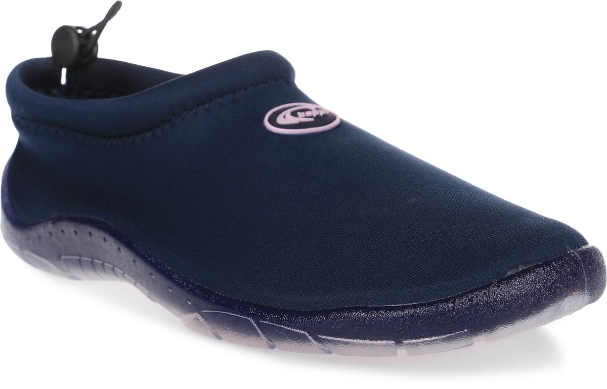 Обувь для кораллов Beppi, цвет: синий. 2156435. Размер 36332515-2800Легкая удобная акваобувь.