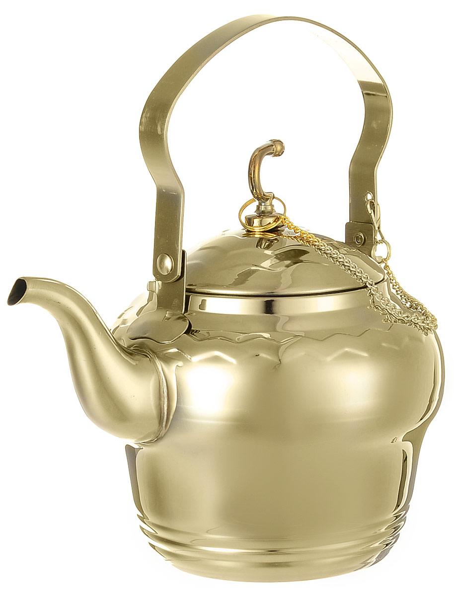 Чайник заварочный Bohmann, с фильтром, цвет: золотистый, 1 лFS-80418Изящный и современный чайник Bohmann изготовлен из высококачественной нержавеющей стали. Съемный фильтр из стали позволит быстро и легко очистить чайник. Может быть использован для подачи как горячих, так и холодных напитков. Простой и удобный чайник Bohmann послужит великолепным подарком для любителей чая.Можно мыть в посудомоечной машине. Диаметр чайника (по верхнему краю): 9 см.Высота чайника (без учета крышки): 11 см.Высота фильтра: 8 см.