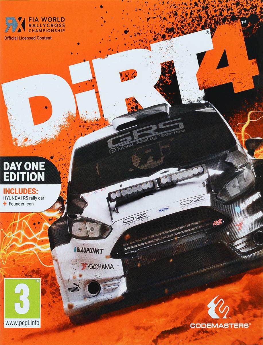 Dirt 4. Издание первого дня (Xbox One)
