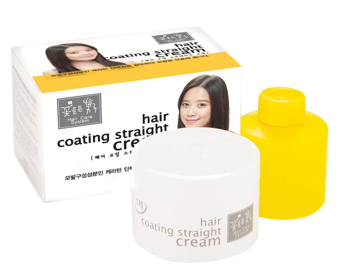 Flor de Man Крем для выпрямления волос Мэн виз Флаверс, 100 мл2076154Крем поможет навсегда забыть проблему непослушных вьющихся и электризующихся волос. С этим разглаживающим кремом ваша прическа всегда будет в идеальном состоянии, а волосы сиять красотой и здоровьем.