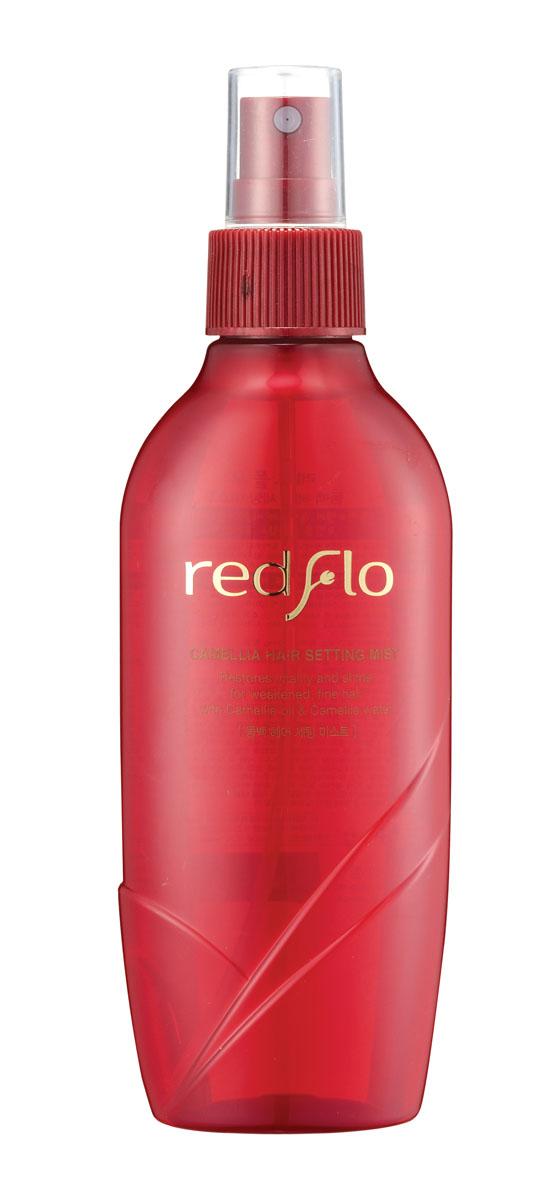 Flor de Man Увлажняющий мист-фиксатор для волос с камелией Редфло, 210 мл7209392000Ароматный мист с чарующим ароматом камелии возвращает волосам мягкость и блеск, благодаря содержанию керамидов заряжает волосы живительной влагой, возвращая им упругость и силу. Оличное средство для стайлинга, обладает сильной фиксация, идеальный вариант для создания крупных локонов.
