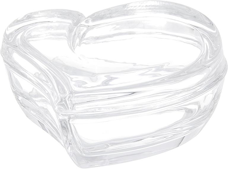 Шкатулка Elan Gallery Сердце, 11 х 10 х 5,5 смRG-D31SСтильная шкатулка Elan Gallery Сердце, выполненная из стекла, не оставит равнодушной ни одну любительницу драгоценностей и изысканных вещей. Сочетание оригинального дизайна и функциональности сделает такую шкатулку практичным и стильным подарком, а также предметом гордости ее обладательницы.