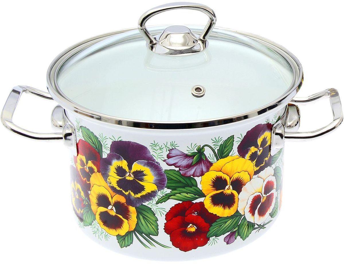 Кастрюля Epos Силетта, с крышкой, 2 л94672Эмалированная кастрюля пригодится вам для быстрого приготовления разных типов блюд. Такая посуда подходит для домашнего и профессионального использования.Кастрюля цилиндрическая — помощь на кухне на долгие годы.Достоинства:посуда быстро и равномерно нагревается;корпус стоек к ржавчине;изделие легко отмывается в посудомоечной машине.Благодаря приятным цветам кастрюля удачно впишется в любой дизайн интерьера. Наилучшее качество покрытия достигается за счёт того, что посуда проходит обжиг при температуре до 800 градусов.Чтобы предмет сохранял наилучшие эксплуатационные свойства, соблюдайте правила ухода:избегайте ударов и падений;не пользуйтесь высокоабразивными чистящими средствами;не допускайте резких перепадов температуры.Посуда подходит для долговременного хранения пищи.