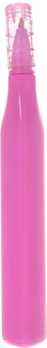 Эврика Ручка шариковая цвет корпуса розовый