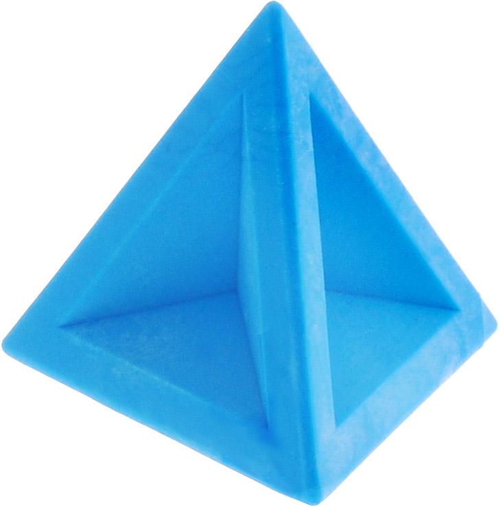 Brunnen Ластик треугольный цвет голубой002520Ластик Brunnen станет незаменимым аксессуаром на рабочем столе не только школьника или студента, но и офисного работника.Ластик легко и без следа удаляет надписи, выполненные карандашом.