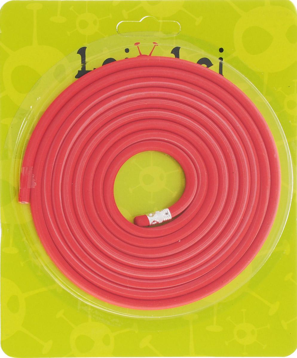 Эврика Карандаш чернографитный гибкий цвет корпуса красный2010440Карандаш, который можно завязывать в узел или заплетать косичкой, - символ гибкости мышления, творческой изобретательности и новаторства.Специально разработанный эластичный графит в оболочке позволяет наносить надписи, чертежи или рисунки, не боясь, что хрупкий грифель сломается при падении или от неловкого нажатия.При необходимости можно разрезать карандаш на множество небольших частей, удобных по размеру для использования.Гибкий карандаш легко затачивается обычной точилкой.
