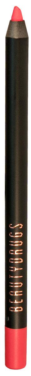 Beautydrugs Карандаш для губ Lip Pencil 03 Euphory57409Карандаш для губ Beautygrugs станет верным помощником при создании демократичного дневного или эффектного вечернего образа. Его можно использовать в качестве помады, а также для создания контура и визуального увеличения губ. Благодаря стойкому пигменту и мягкому грифелю, можно экспериментировать с модными техниками контуринга губ, создавая плавные градиентные переходы или соблазнительное омбре.Преимущества:Благодаря попарным оттенкам карандашей Beautygrugs Lip Pencil от нежного нюда до провокационного красного, можно подобрать собственный идеальный дуэт, прекрасно подходящий для дневного или вечернего макияжа губ.Карандаш обладает стойкой высокопигментированной формулой.Lip Pencil легко скользит по губам и не сушит кожу.Продукт стойко держится на губах, но, при этом. отлично растушевывается, позволяя воплотить любую идею макияжа губ.Формула богата витаминами С, Е и антиоксидантами: карандаш не только дарит сочный цвет, но и ухаживает за губами, надежно удерживая влагу и предотвращая появление трещинок и шелушений.Продукт не содержит парабен.