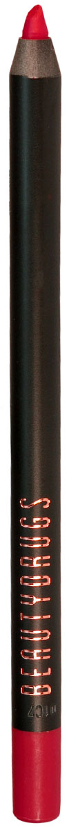 Beautydrugs Карандаш для губ Lip Pencil 04 HypnosePT-00523Карандаш для губ Beautygrugs станет верным помощником при создании демократичного дневного или эффектного вечернего образа. Его можно использовать в качестве помады, а также для создания контура и визуального увеличения губ. Благодаря стойкому пигменту и мягкому грифелю, можно экспериментировать с модными техниками контуринга губ, создавая плавные градиентные переходы или соблазнительное омбре.Преимущества:Благодаря попарным оттенкам карандашей Beautygrugs Lip Pencil от нежного нюда до провокационного красного, можно подобрать собственный идеальный дуэт, прекрасно подходящий для дневного или вечернего макияжа губ.Карандаш обладает стойкой высокопигментированной формулой.Lip Pencil легко скользит по губам и не сушит кожу.Продукт стойко держится на губах, но, при этом. отлично растушевывается, позволяя воплотить любую идею макияжа губ.Формула богата витаминами С, Е и антиоксидантами: карандаш не только дарит сочный цвет, но и ухаживает за губами, надежно удерживая влагу и предотвращая появление трещинок и шелушений.Продукт не содержит парабен.