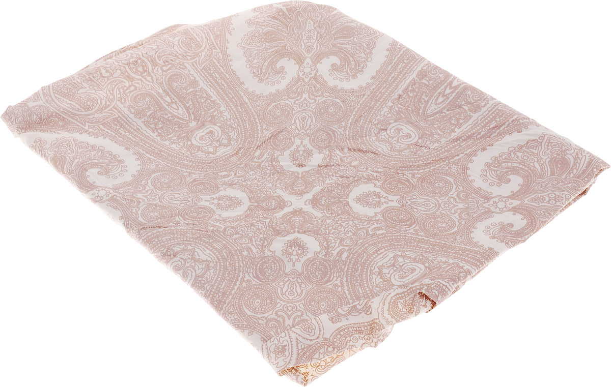 Body Pillow Наволочка на подушку Рогалик цвет белый коричневый 70 х 90 см531-105Наволочка Body Pillow идеально подойдет для подушки для беременных и кормящих Рогалик.Изготовлена из 100% полиэстера. Наволочка имеет удобную застежку-молнию.Уход: стрика при температуре не более 30 градусов.