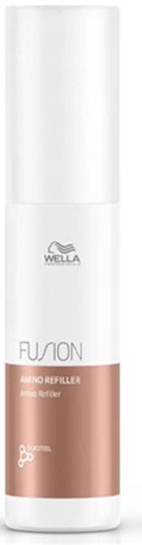 Wella Professionals Fusion Amino Refiller Интенсивно восстанавливающая амино-сыворотка, 70 млSatin Hair 7 BR730MNСредство способствует глубокому восстановлению, проникая внутрь структуры волоса и наполняя его аминокислотами шелка.- Сыворотка мгновенно улучшает состояние волос, подверженных механически повреждениями.- Способствует легкому расчесыванию, делает волосы гладкими и эластичными.Сыворотка из новой линии для интенсивного восстановления волос представляет собой средство ухода из 3-этапного сервиса длительностью 20 минут, который включает в себя - подготовку (очищение), уход и запечатывание кутикулы волоса (может проводиться с применением климазона или вапоризатора). Эта изысканная премиальная процедура с применением эксклюзивной амино-сыворотки Fusion способствует интенсивному восстановлению волос, делает их эластичными и защищает от дальнейших повреждений.Объем: 70 мл