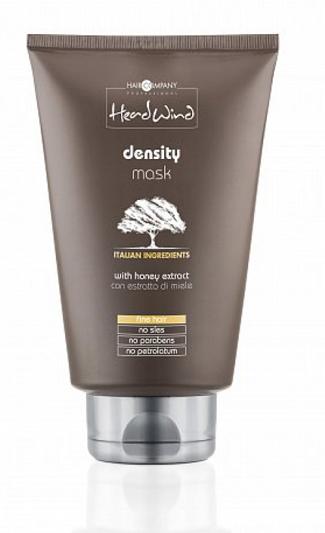 Hair Company Professional Head Wind Density Mask Маска, придающая объём, 200 млMP59.4DПрофессиональная маска для тонких волос на основе меда итальянского бренда Hair Company. Не имеет в составе силиконов и парабенов. Обладает увлажняющими и витаминизирующими свойствами. Идеально подходит для ухода за тонкими волосами. Формула маски основана на экстракте пчелиного меда и обогащена высокими питательными и уплотняющими свойствами. Имеет приятный медовый аромат.Способ применения: нанести небольшой объем маски придающей объем на чистые мокрые волосы, оставить на 3-5 минут, тщательно смыть теплой водой. Для максимального эффекта объемных плотных волос рекомендуется использование дополнительных уходовых средств серии Head Wind Density.Объем: 1000 мл