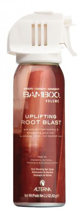 Alterna Bamboo Volume Uplifting Root Blast Невесомый спрей для экстремального объема, 75 млFS-00897Входящий в состав спрея экстракт бамбука моментально придает волосам силу; экстракт из клубней перуанской Маки; экологически чистый натуральный источник чистых белков, минералов, антиоксидантов и аминокислот; утолщает волосы, обеспечивает невероятную плотность и эластичность, эффективное насыщение питательными веществами и реминерализация создают невесомый динамичный объем.Инновационный суперсухой спрей Alterna Bamboo Volume Uplifting Root Blast для создания и фиксации прикорневого объема. Не склеивает, не утяжеляет волосы, гарантирует длительный и максимальный прикорневой объем.Результат: Средство используется на сухих волосах и насыщает их невероятным объемом, придает им полноту и поднимает прямо у корней, придавая объем там, где это так необходимо. Обладает свежим и запоминающимся ароматом - нотки тропического дождя смешиваются с запахом юной листвы бамбука, группу дополняет волнующий ореол белого мускуса.Объем: 75 мл