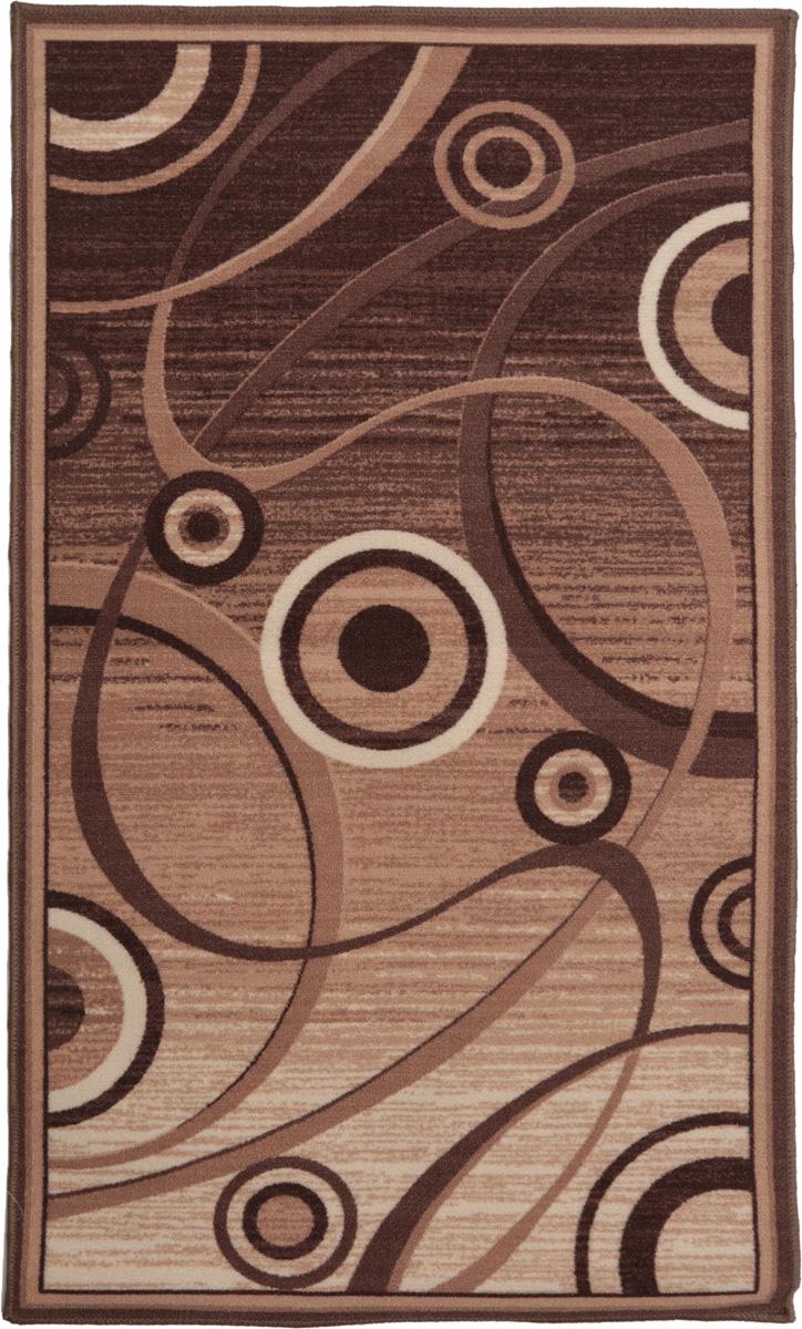 Коврик интерьерный Нева Тафт Сфера, 100 х 175 см531-401Оригинальный коврик Нева Тафт Сфера надежно защитит помещение от пыли и грязи. Изделие выполнено из высококачественного полиамида, основа - войлок. Такой коврик сохранит привлекательный внешний вид на долгое время.