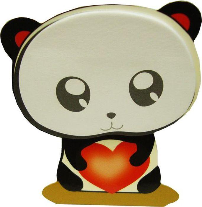 Карамба Набор стикеров Животные мини Панда 20 шт