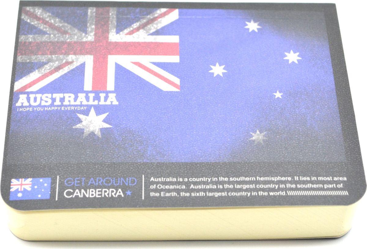Карамба Блокнот Страны Австралия 185 листов2884Блокнот Карамба Страны Австралия - незаменимый атрибут современного человека, необходимый для рабочих и повседневных записей в офисе и дома. Блокнот содержит 185 листов.Блокнот станет достойным аксессуаром среди ваших канцелярских принадлежностей. Такой блокнот пригодится как для деловых людей, так и для любителей записывать свои мысли, писать мемуары или делать наброски новых стихотворений.