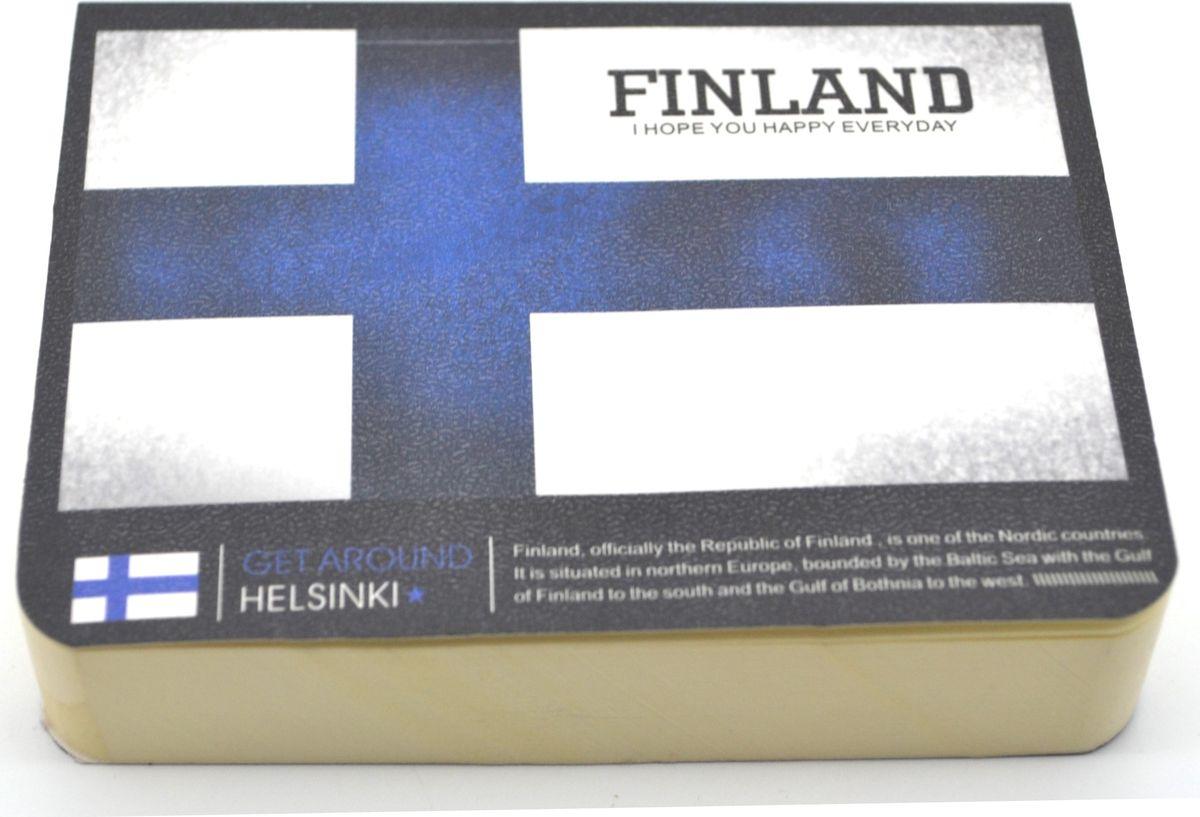Карамба Блокнот Страны Финляндия 185 листов2960Блокнот Карамба Страны Финляндия - незаменимый атрибут современного человека, необходимый для рабочих и повседневных записей в офисе и дома. Блокнот содержит 185 листов.Блокнот станет достойным аксессуаром среди ваших канцелярских принадлежностей. Такой блокнот пригодится как для деловых людей, так и для любителей записывать свои мысли, писать мемуары или делать наброски новых стихотворений.